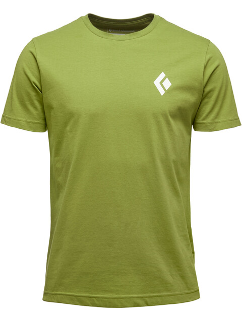 Black Diamond M's Equipment For Alpinists SS Tee Cedar